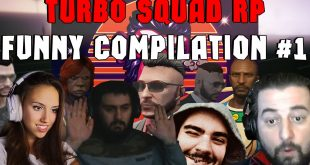 "Turbo Squad RP ""FUNNY COMPILATION -by Dushev"