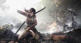 Спасяваме света с кака Лара в новата поредица която започвам Tomb Raider